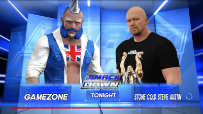 [Watch] GameZone takes on Steve Austin in WWE2k17