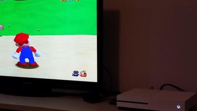 An N64 emulator app made it on to the Xbox One; Promptly removed