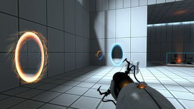 "JJ Abrams confirms Portal and Half-Life films ""still very much in development""; Portal announcement coming"