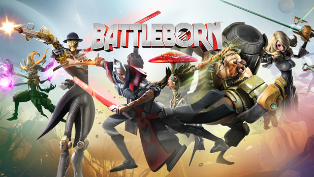 Battleborn to Go Free-To-Play