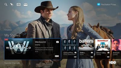 PlayStation Vue adds HBO, Cinemax as part of an all-new 'Ultra' plan