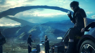 Final Fantasy 15's car radio will feature music from a ton of FF games