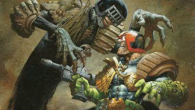 Fox Turned Down a Judge Dredd vs Death Movie