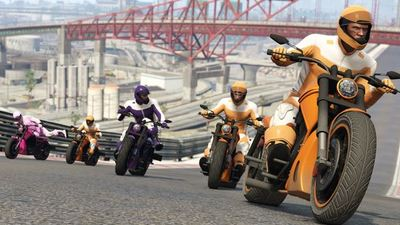 GTA 5 Online 'Bikers' DLC releases on Xbox One, PS4 and PC today