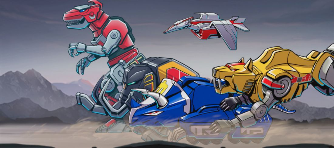 Nycc 2016 mighty morphin 39 power rangers game announced for pc and consoles - Power rangers ryukendo games free download ...
