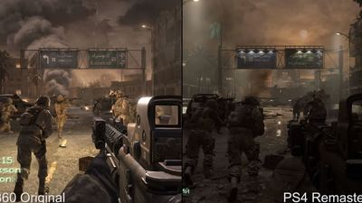 [Watch] Call of Duty: Modern Warfare Remaster is basically a new game