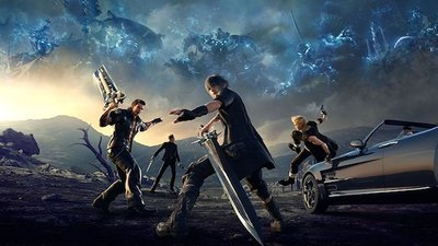 [Watch] Hands On: Final Fantasy XV still has skin in the game