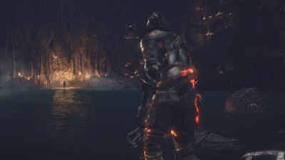 [Watch] Which side are you on in the new Dark Souls 3 PvP arena?