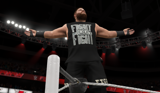 Review: Does WWE 2K17 layeth the smacketh down? / Screenshots from WWE 2K17 on Xbox One