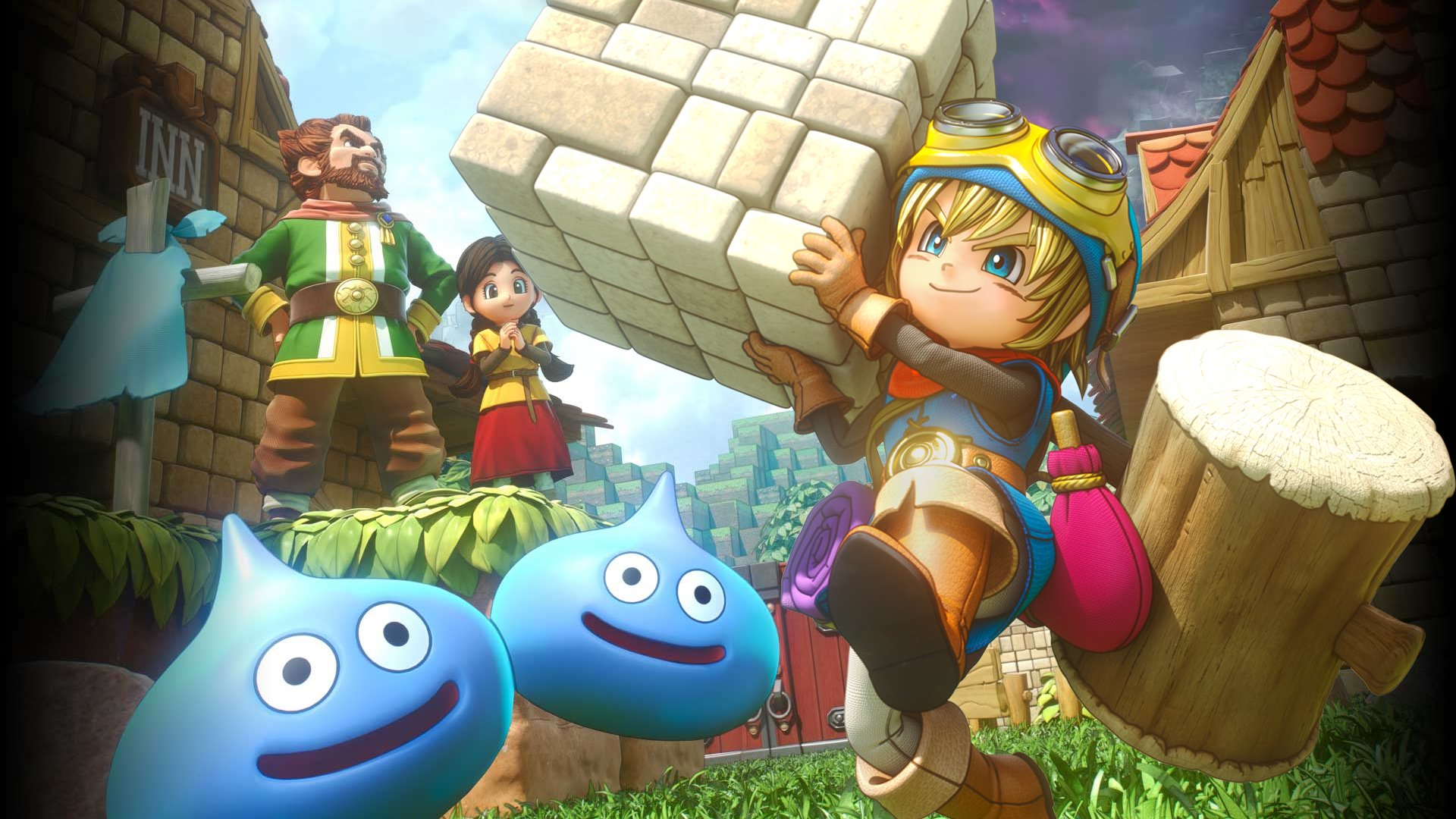 Review: Dragon Quest Builders, or how I spent dozens of hours rebuilding civilization