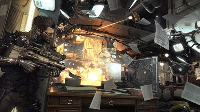 Interview: How Mankind Divided plays with the Deus Ex formula