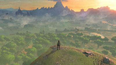 Nintendo releases new video for The Legend of Zelda: Breath of the Wild