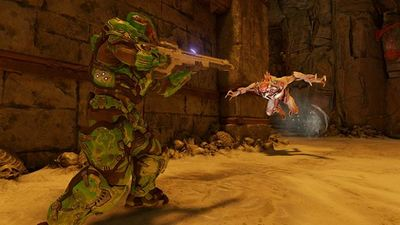 DOOM launches a free update that unlocks an immensely replayable Arcade Mode