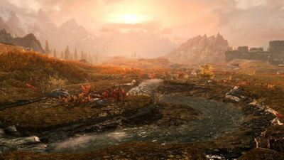 Skyrim: Special Edition gets an all-new gameplay trailer