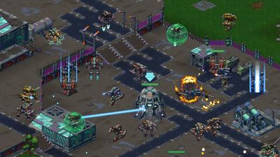 MMO Mech Shooter, Antraxx making its final push for funding on Kickstarter