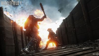 [Watch] Check out the PS4 v. Xbox One performace comparison for Battlefield 1