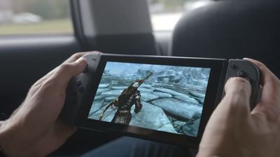 """Nintendo Switch: Don't """"assume what you saw on the video represents actual game footage,"""" says Nintendo"""