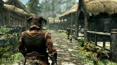 Here's a sick note to stay home and play Skyrim: Special Edition, courtesy of Bethesda