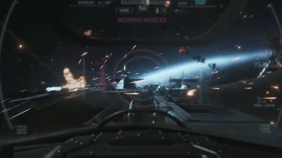 Call of Duty: Infinite Warfare's Live Action trailer, 'Screw it, Let's Go to Space' releases