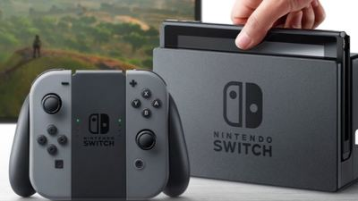 Nintendo Switch screen resolution and size detailed