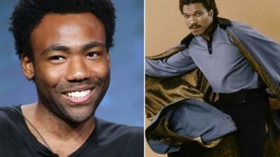 StarWars: Donald Glover's mom told him not to mess up his role as Lando Calrissian