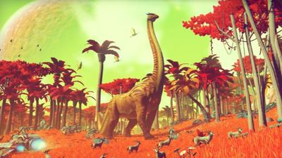 Hello Games calls No Man's Sky a 'mistake' on Twitter; Probably hacked