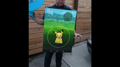[Watch] This Pokemon GO costume is the very best, like no costume ever was