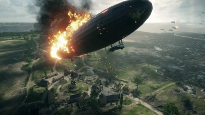 [Watch] Battlefield 1 has a small nod to Lord of the Rings in it