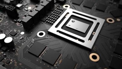 Microsoft confirms backward compatibility with Xbox 360, One games for Project Scorpio