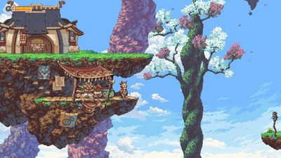 Owlboy, a 2-D adventure almost a decade in the making, finally released today and it looks amazing