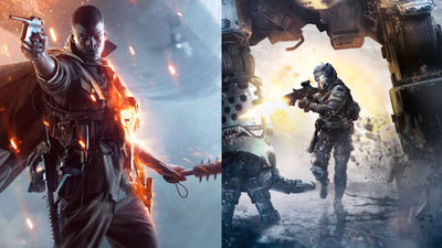 EA believes FPS fans are playing either Titanfall or Battlefield