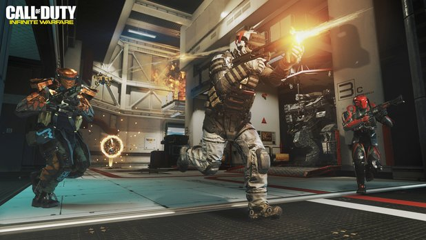 Call Of Duty: Infinite Warfare's Most Hardcore Mode Has A Fitting Name