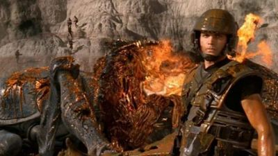 Starship Troopers is getting a reboot