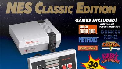 Rumor: There will be no pre-orders for the NES Classic Edition