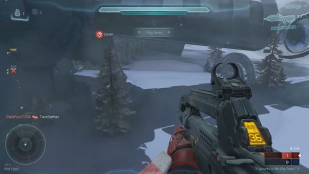 Someone remade one of the best Halo 3 maps in Halo 5 and you can play it