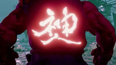 Akuma revealed for Street Fighter V, playable at PSX Experience