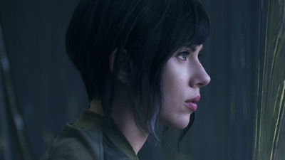 'Ghost in the Shell' pre-teaser has been released before the first trailer