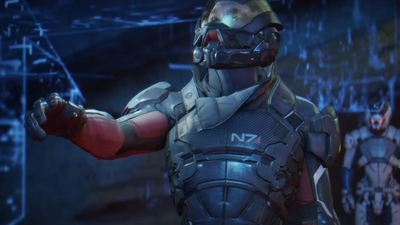 N7 Day brings epic new trailer for Mass Effect: Andromeda