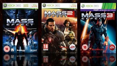 Mass Effect 2 and 3 go backward compatible for Xbox One