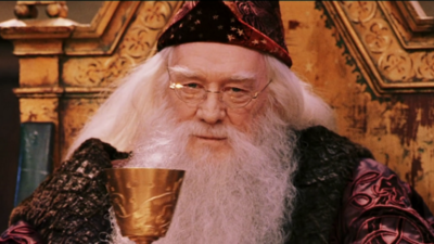 Dumbledore confirmed for Fantastic Beasts & Where to Find Them 2 / photo credit: Warner Bros.
