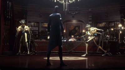 It looks like Dishonored 2 is going to have a huge Day 1 patch