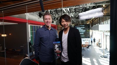 [Watch] The Last Guardian is indeed real and you can see Fumito Ueda unbox it right here