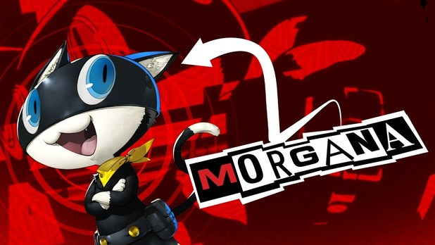 Persona 5 Morgana English introduction trailer, voice actor interview video