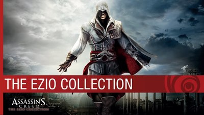 [Watch] The Ezio Collection gets a comparison video from Ubisoft