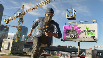 [Watch] Watch Dogs 2 is a week away, but you can watch the iconic launch trailer now