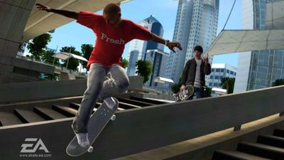 Reports of Skate 3 on Xbox One via backward compatibility