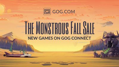 GOG Connect returns with 20 more games for you to redeem from your Steam Library