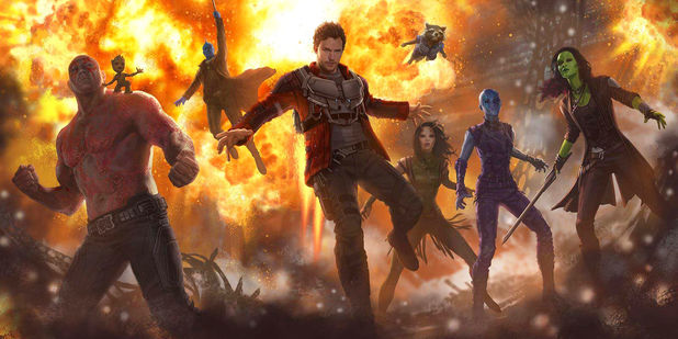Marvel's Guardians of the Galaxy May Be Getting a Telltale Game