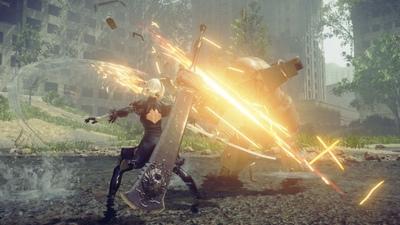 NieR: Automata is getting a PS4 Pro upgrade and a possible XB1 release