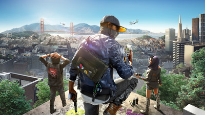 "Ubisoft pokes fun at themselves by ""leaking"" their next game in a Watch Dogs 2 easter egg"